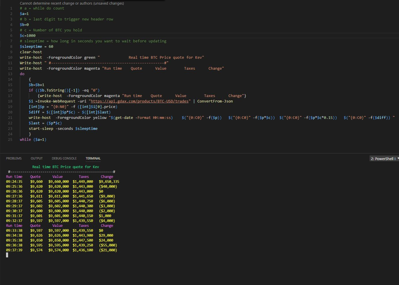 Run every Nth time in PowerShell – HappyMillFam